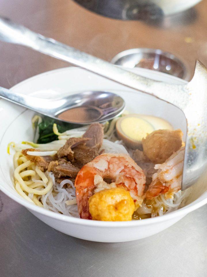 3 Menu Spesial Khas Hakka di Madame Lioe Oriental Cuisine