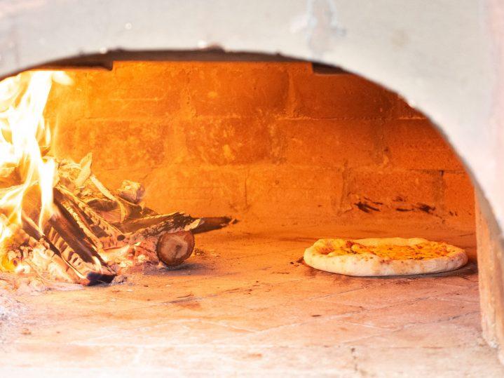 Kewin Kitchen Firewood Oven