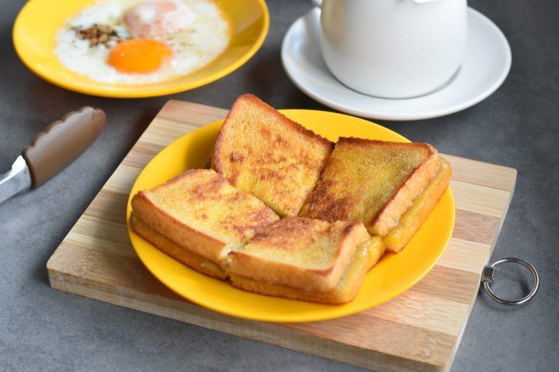 roti french toast singapore foodie