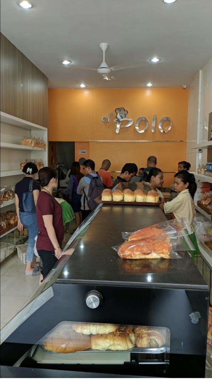 roti Polo Bakery kuliner medan