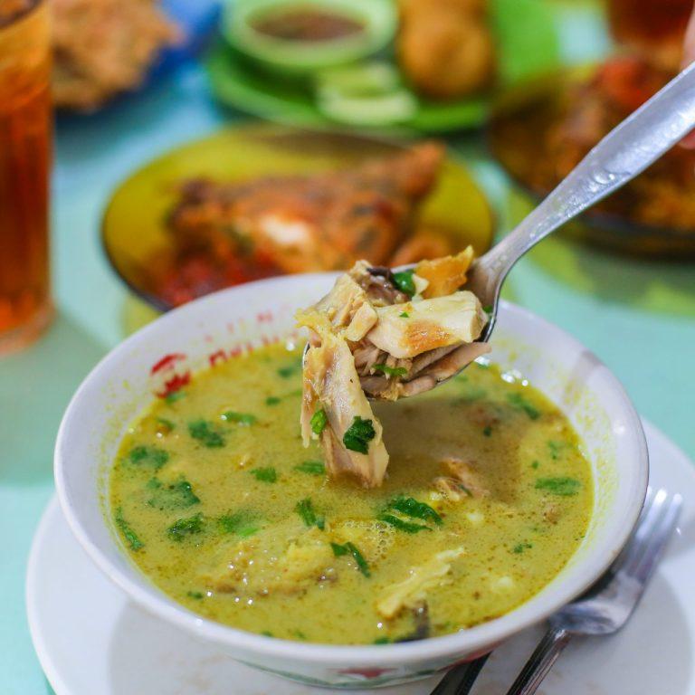 Soto Medan kuliner medan