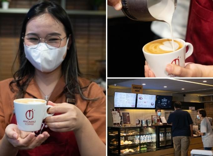 Minum Kopi Sambil Belajar Kopi di Anomali Coffee