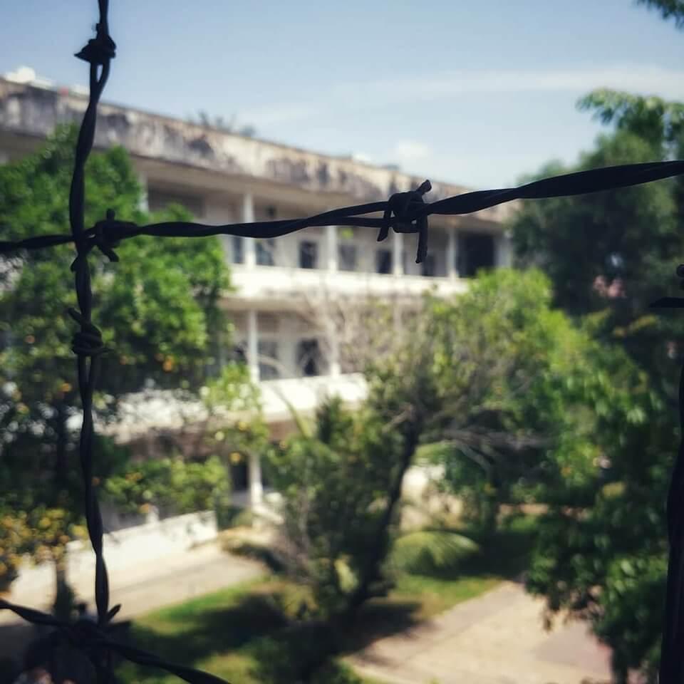 Schwarze Geschichte Kambdoschas: Bürgerkrieg und Massenmord