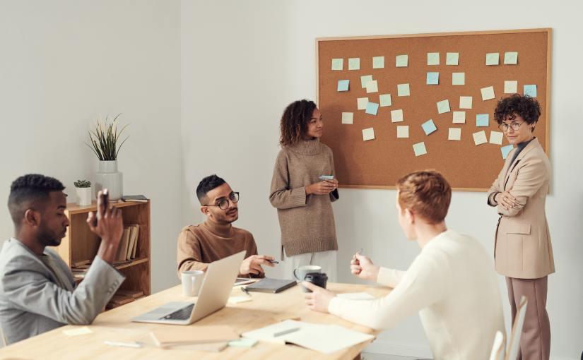 delegating tasks