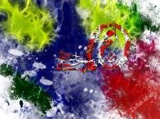 Words are Ya Muhammad SalAllahuAlehiwasalam Callig - 217530845047337