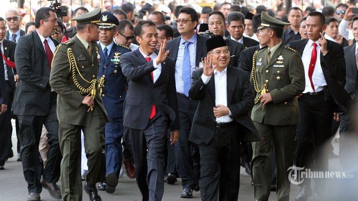 Ini 25 Nama Calon Menteri Jokowi-JK