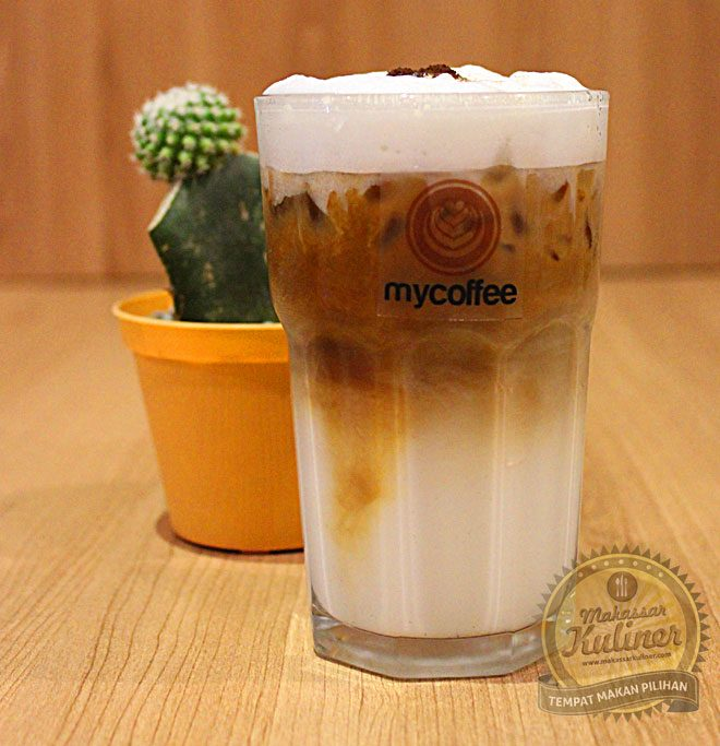 Iced non Coffee Taro Rp 23.000 - Mycoffee