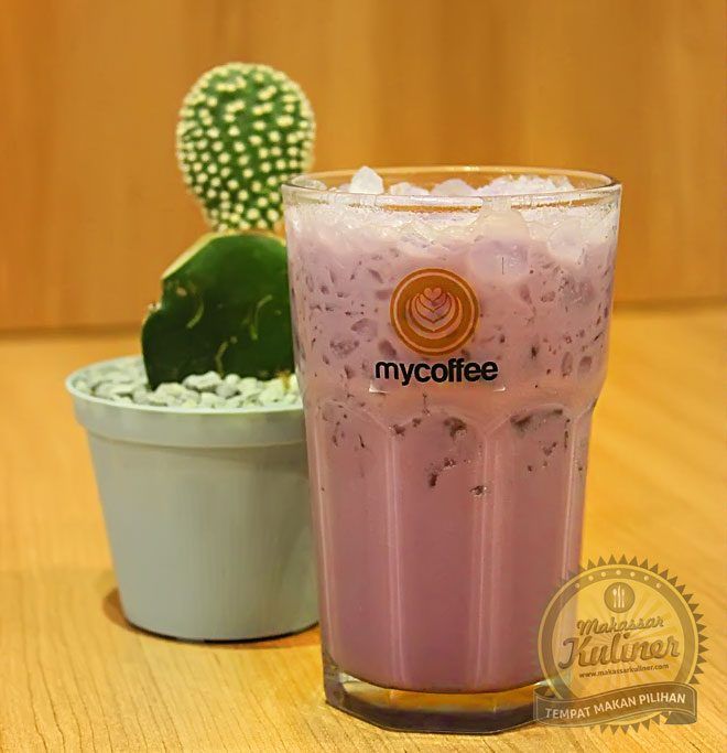 Iced Coffee Cappucino Rp 20.000 - Mycoffee