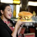 Monster Burger di Best Western Plus Makassar Beach