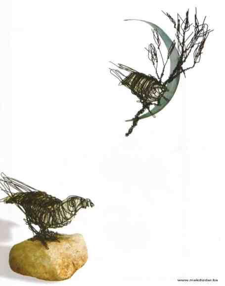 Fikret Libovac - Ptice