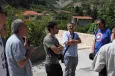 Učesnici u obilasku Stoca