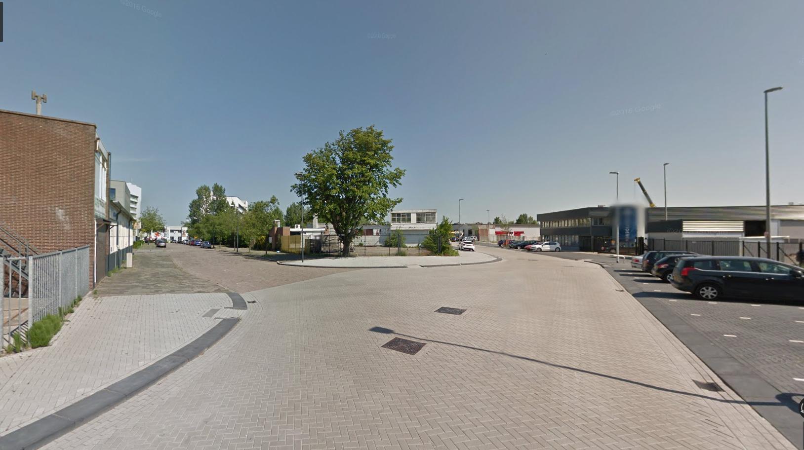 Schiedam Jan van Riebeeckweg nieuwe situatie 4
