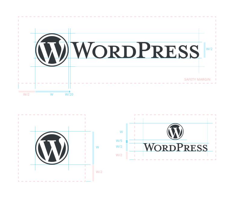 WordPress Logotype Metrics