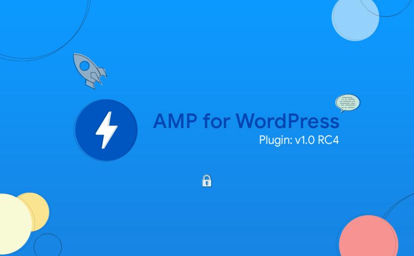 AMP Plugin Release v1.0-RC4