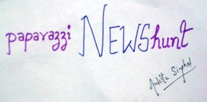 (Paparazzi) Newshunt