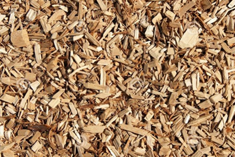 Wood chips make a difference landscaping