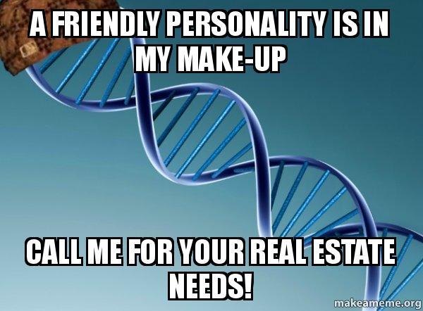 Type Personality Meme
