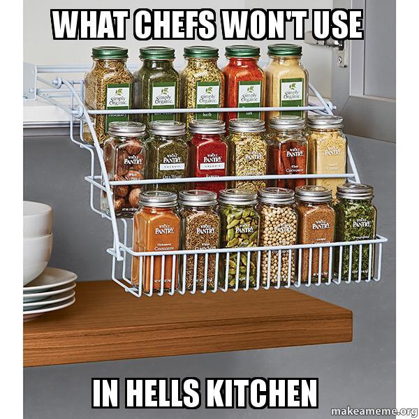Chefs Won Hells Kitchen Make Meme