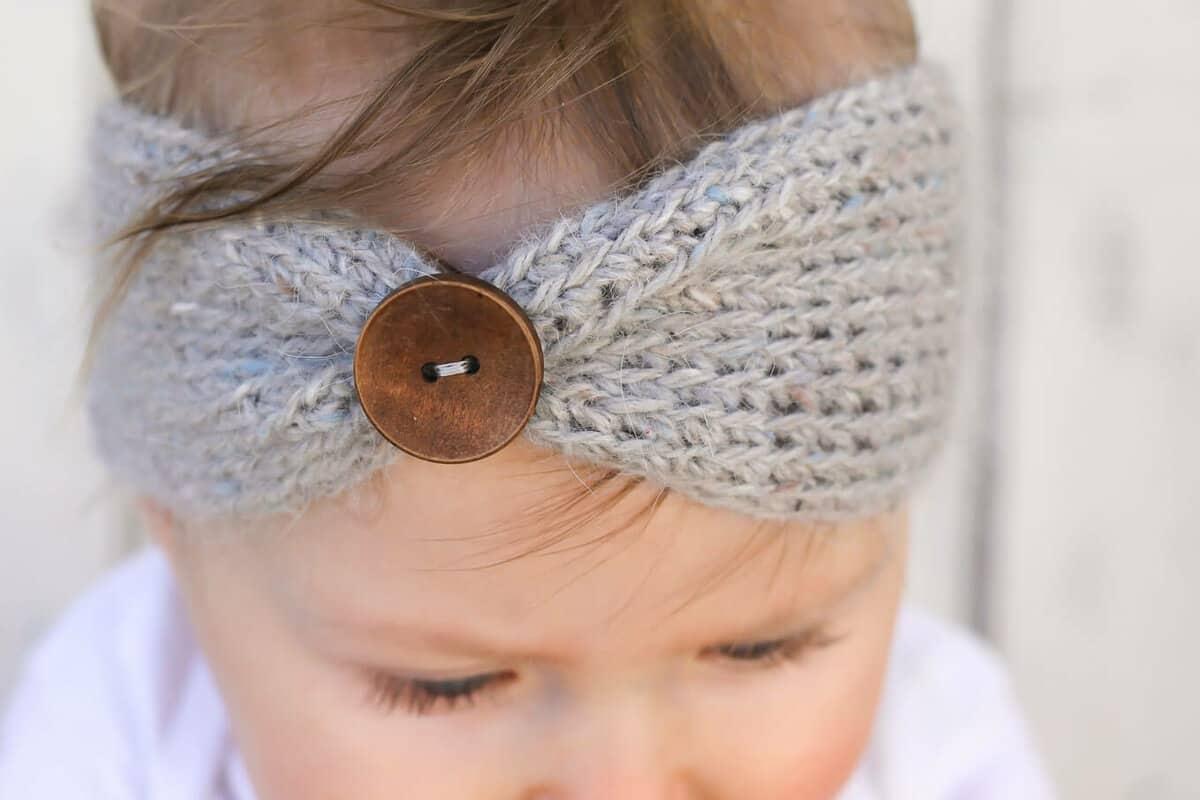 Free Crochet Headband Pattern Baby Adult 8 Make Amp Do Crew