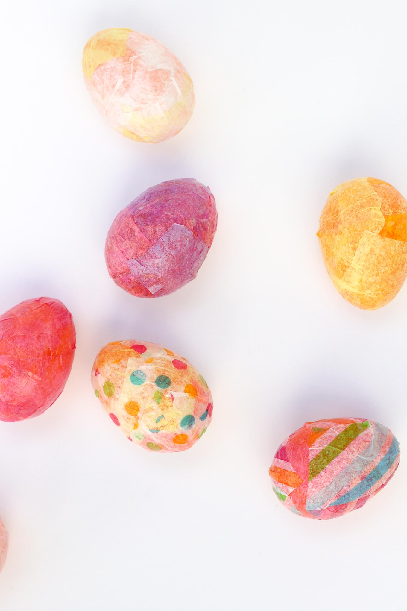 DIY Easter Eggs Craft A Stylish Upgrade For Plastic Eggs