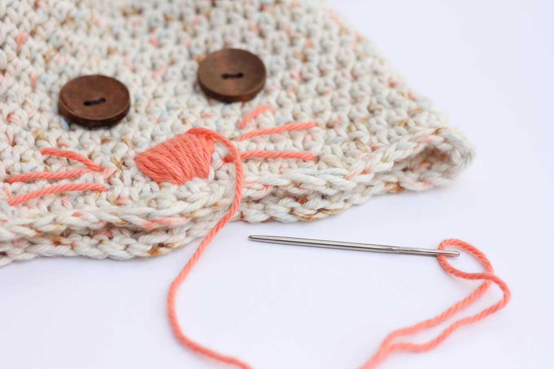 Free Crochet Bunny Hat Pattern (Newborn-Toddler) - Make ... - photo#42