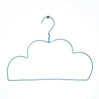 DIY Cloud Coat Hanger