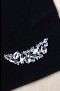 Jewelled Bib Necklace DIY