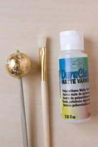 Beaded Light Pull DIY tutorial