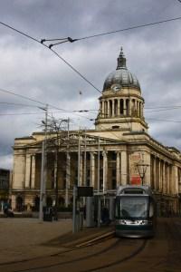 Nottingham City Guide - Market Square