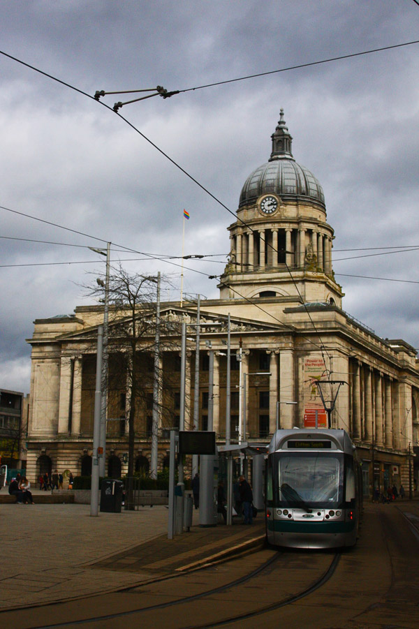 Nottingham City Guide - Market Square