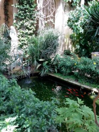 Belton House Gardens - Orangery