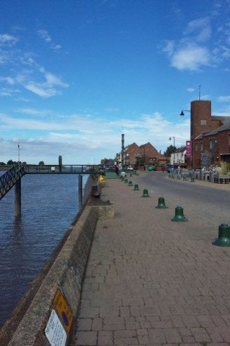 Visiting North Norfolk - Kings Lynn