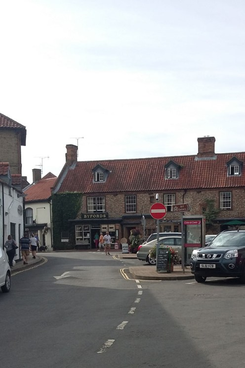 Visiting North Norfolk - Holt