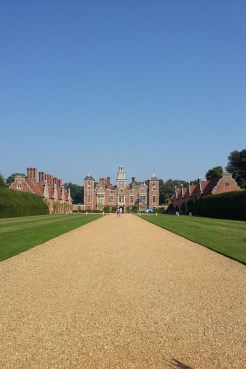 Visiting North Norfolk - Blickling Hall and Gardens