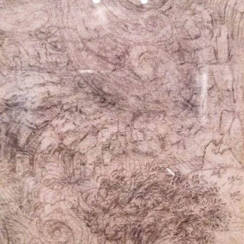 Leonardo daVinci Ten Drawing Exhibition at Nottingham Castle