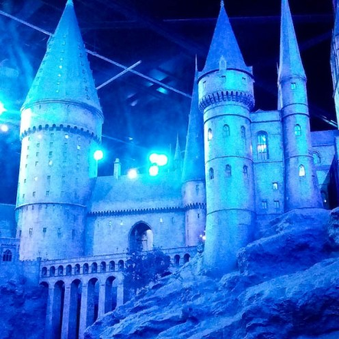 The Creatives Guide to the Harry Potter Studio Tour - Hogwarts Castle