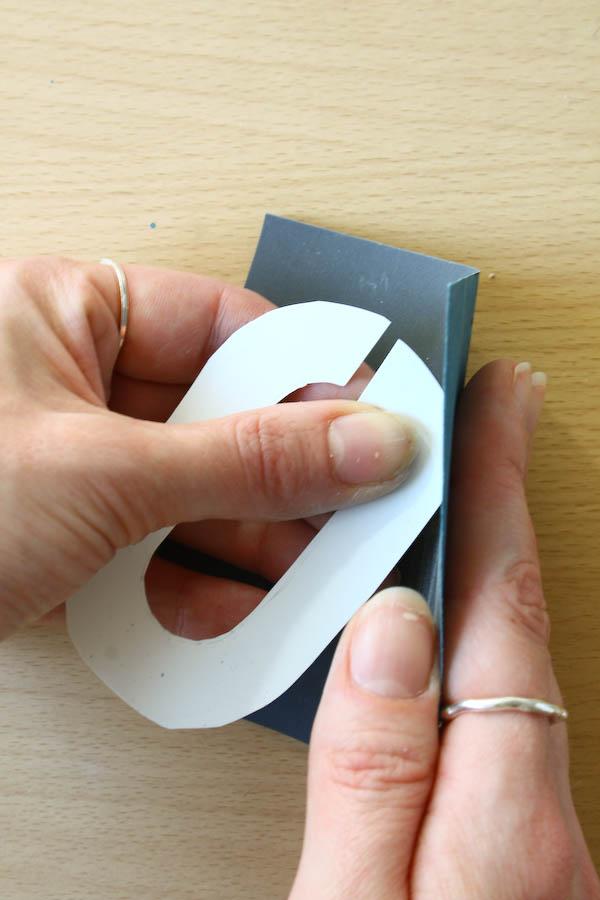 Shrink Plastic Chain Necklace DIY Tutorial