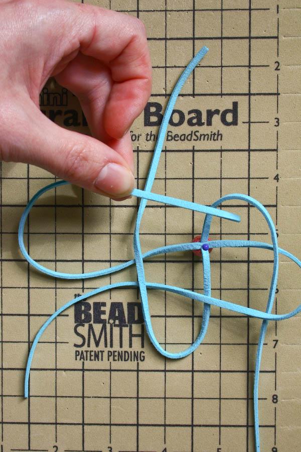 Statement Knotted Tassel Earrings DIY Tutorial