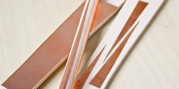 DIY Copper Kitchen Utensils