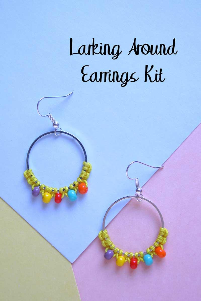 Larking ARound Earring Kit