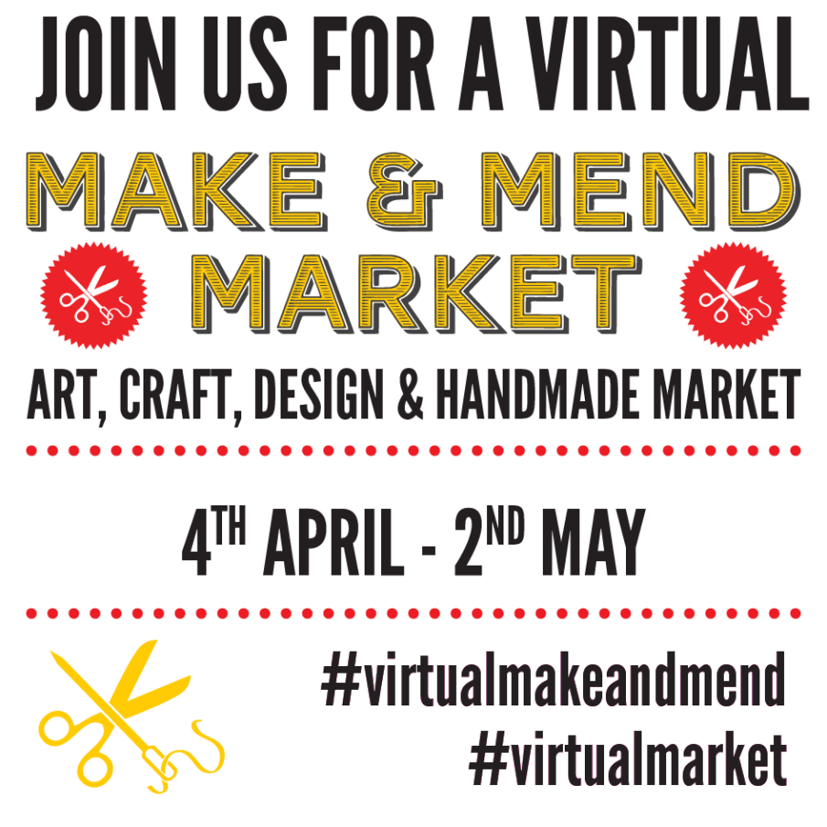 #virtualmakeandmend 1