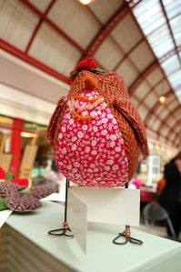 the Larick Tree at the Make & Mend Market in the Grainger Market 2015