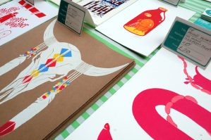 Chris Folwell - Dabble Dabble at the Make & Mend Market in the Grainger Market 2015