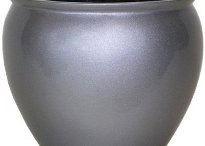 Fishbowl Fiberglass planter OSW-PS