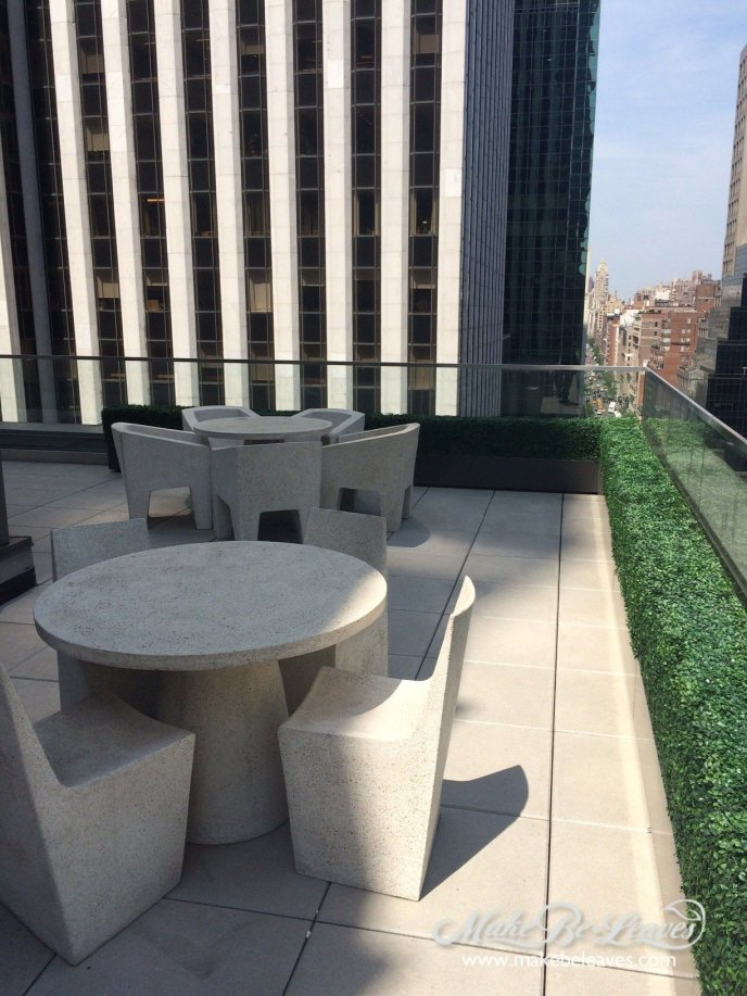 rooftop uv plantscapes