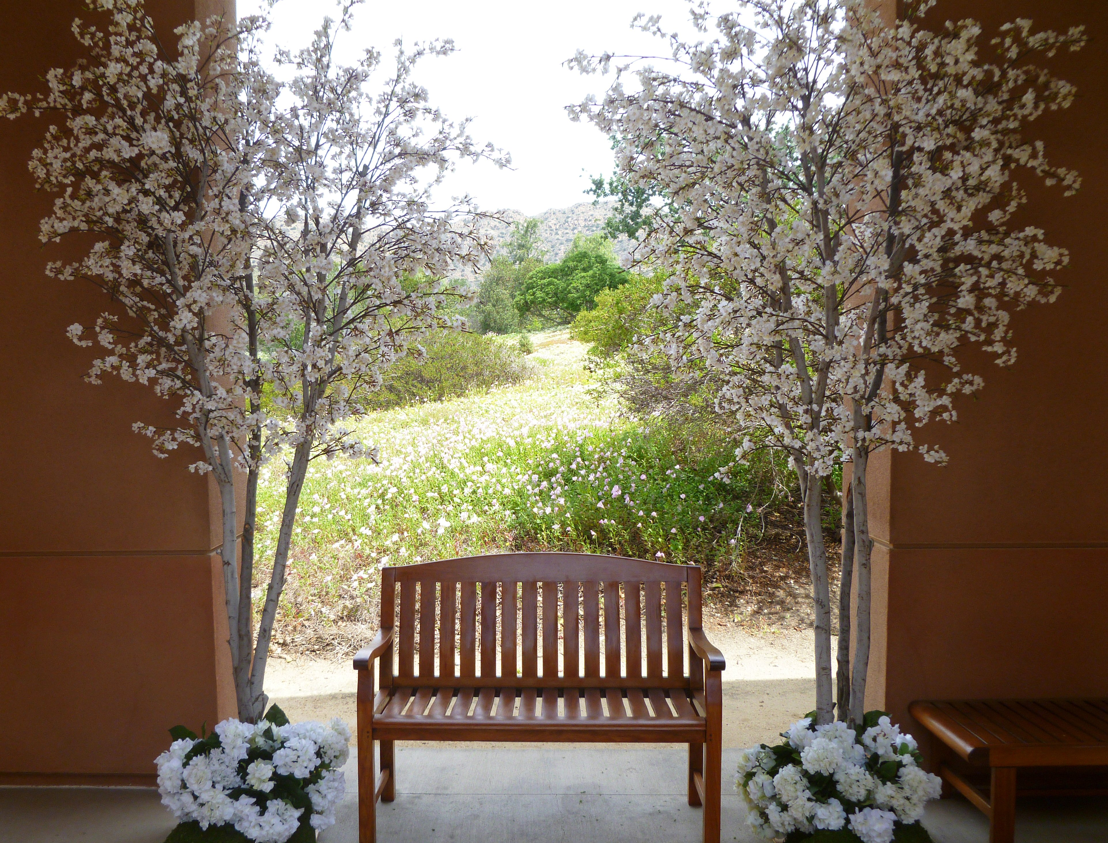 Tree Rental For Weddings Events Artificial Plants Faux Trees