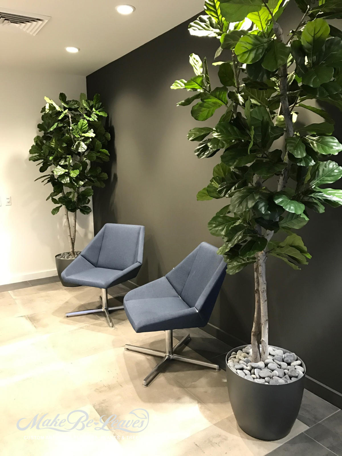 Artificial Floor Plants Amp Trees For Skechers And Wagstaff