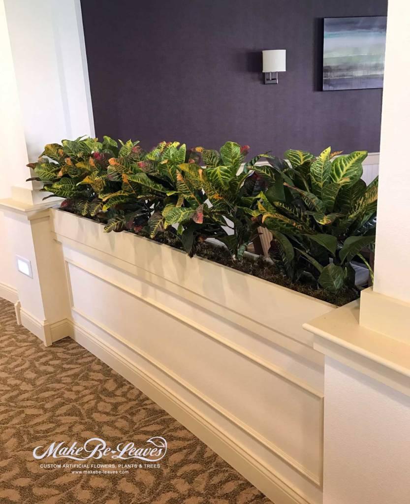 makebe leaves artificial plants primrose retirement