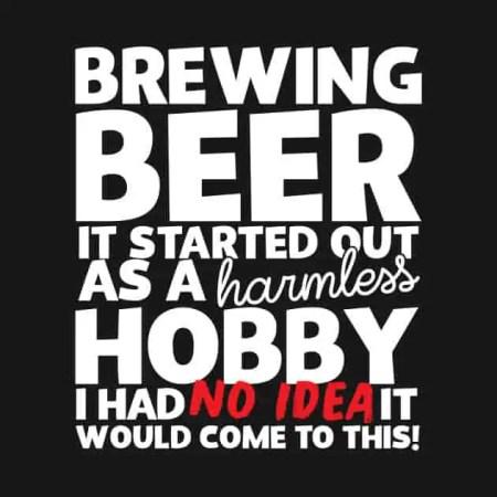 get started brewing beer