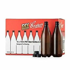 Coopers Beer Bottles